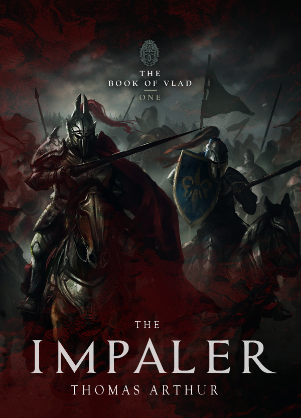 Read the Story of Dracula in Historical Fiction Fantasy Novel called The Book of Vlad The Impaler